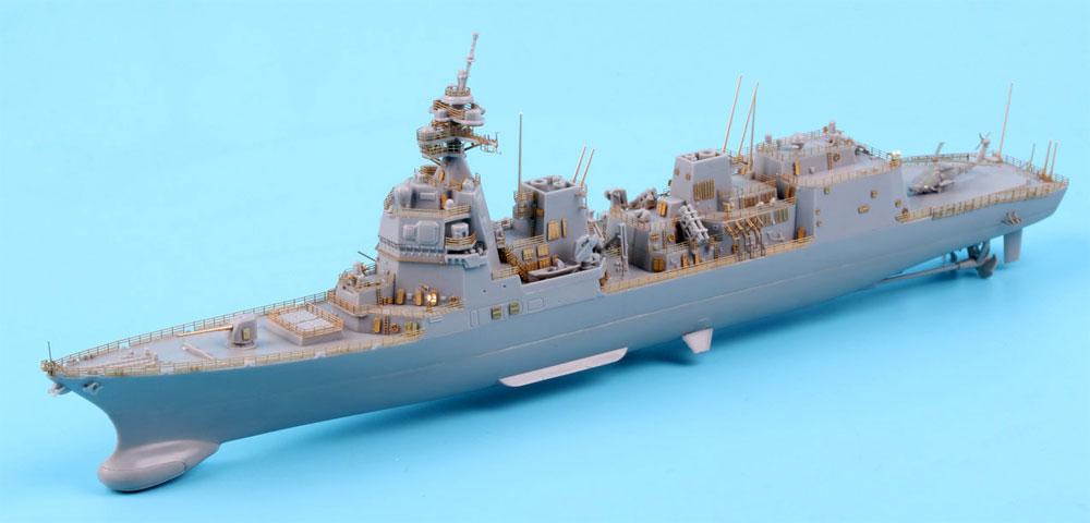 海上自衛隊 護衛艦 DD-119 あさひ型用 純正グレードアップパーツセットエッチング(ピットロード1/700 グレードアップパーツシリーズNo.GB7019)商品画像_2