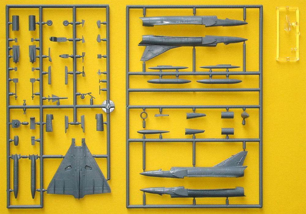 ミラージュ 3Cプラモデル(MARK 1MARK 1 modelsNo.MKM14492)商品画像_3