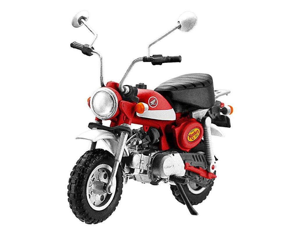 ホンダ モンキー 12V/F1タイプ (1BOX)プラモデル(エフトイズヴィンテージ バイク キットNo.Vol.006)商品画像_3