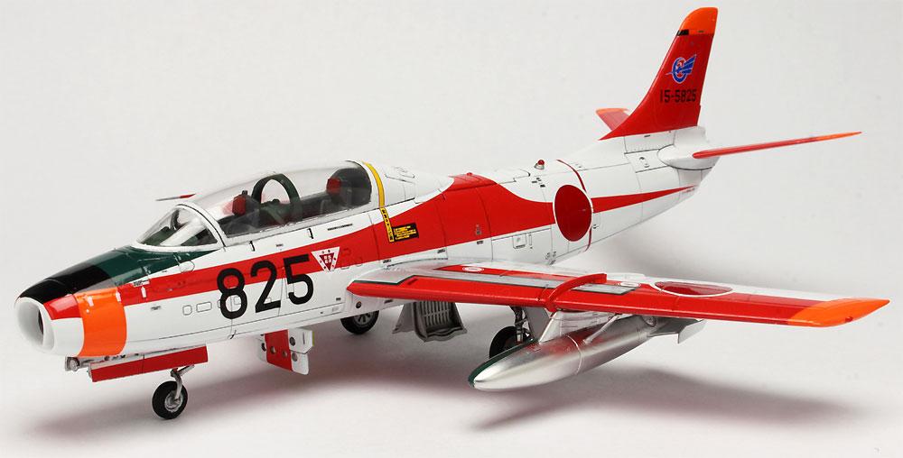 航空自衛隊 T-1A ジェット練習機プラモデル(プラッツ航空自衛隊機シリーズNo.AC-030)商品画像_3