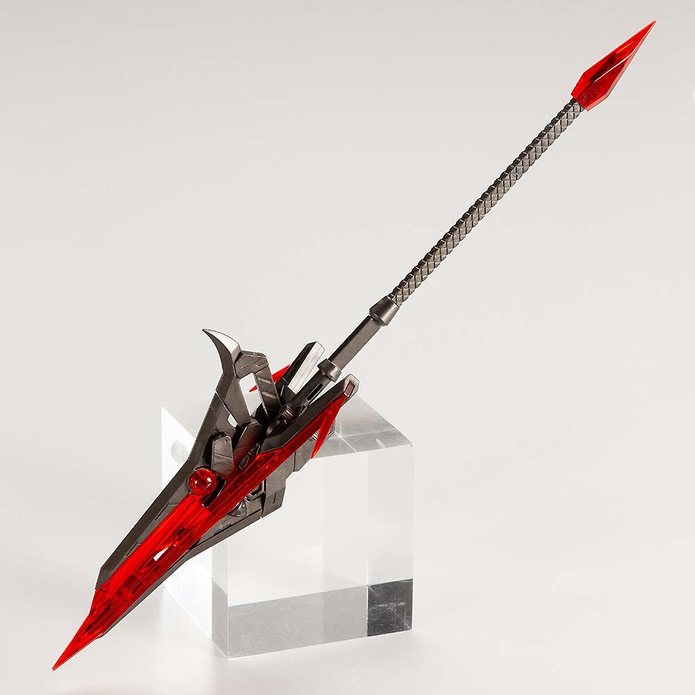 へヴィウェポンユニット 12EX ガンブレードランス Special Edition CRYSTAL REDプラモデル(コトブキヤヘヴィウェポンユニットNo.SP004)商品画像_1