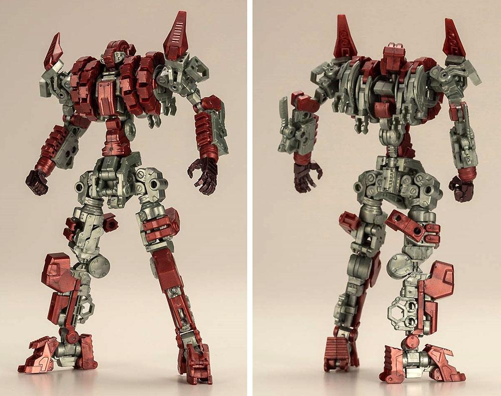 コンバートボディ Special Edition B (RED)プラモデル(コトブキヤM.S.G モデリングサポートグッズ メカサプライNo.MB053)商品画像_1