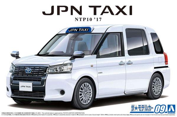 トヨタ NTP10 JPN タクシー