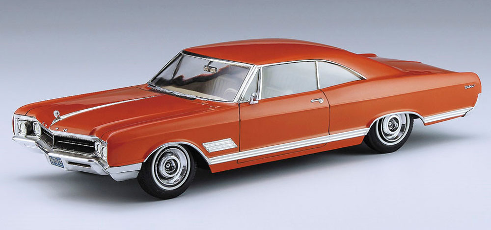 1966 アメリカン クーペ タイプB w/ブロンドガールズフィギュアプラモデル(ハセガワ1/24 自動車 限定生産No.SP413)商品画像_3