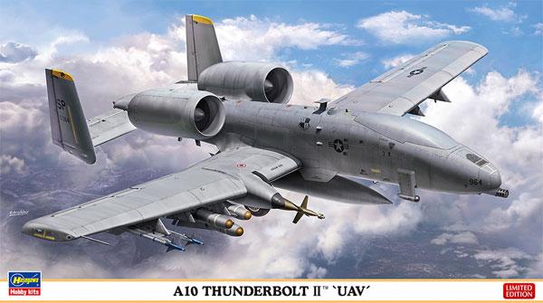A10 サンダーボルト 2 UAVプラモデル(ハセガワ1/72 飛行機 限定生産No.02307)商品画像