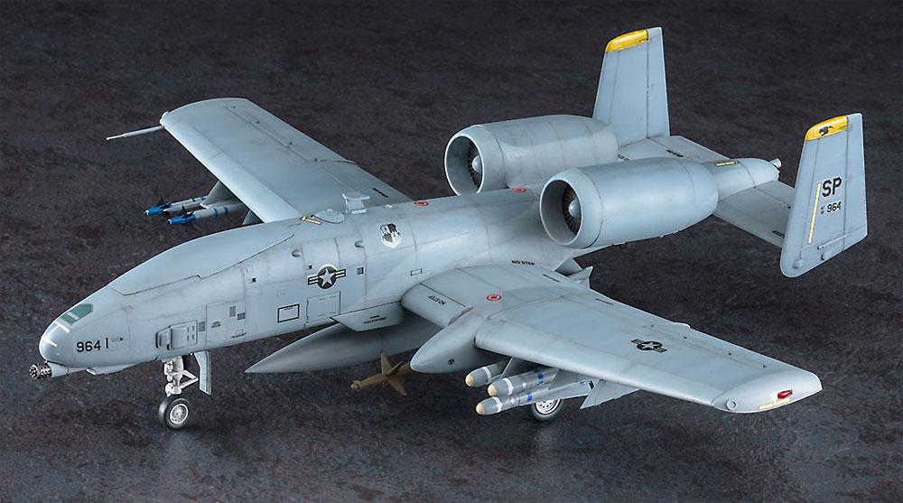 A10 サンダーボルト 2 UAVプラモデル(ハセガワ1/72 飛行機 限定生産No.02307)商品画像_2
