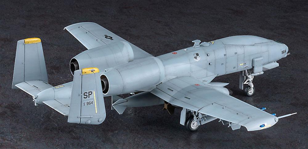 A10 サンダーボルト 2 UAVプラモデル(ハセガワ1/72 飛行機 限定生産No.02307)商品画像_3