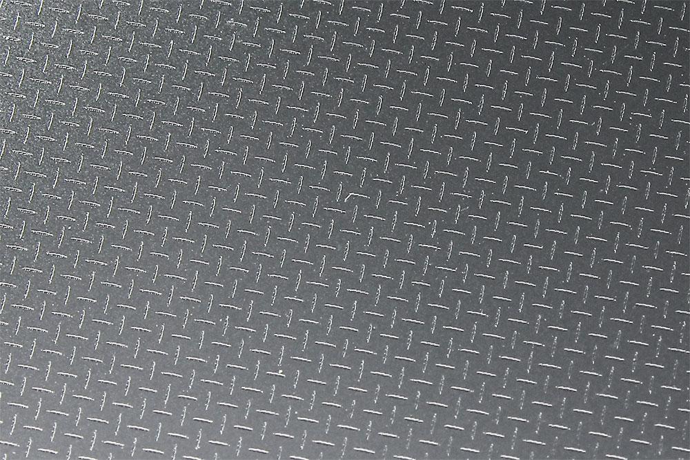 縞板フィニッシュ A (ステンレス) S (曲面追従金属艶消しシート)曲面追従シート(ハセガワトライツールNo.TF937)商品画像_1