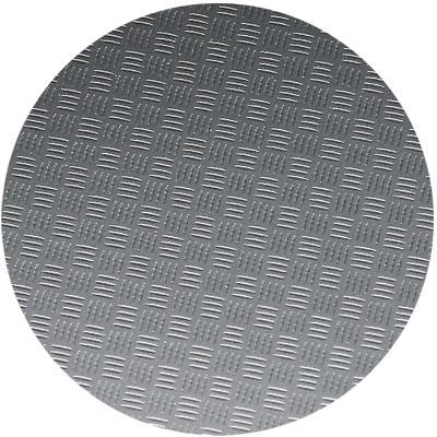縞板フィニッシュ B (ステンレス) S (曲面追従金属艶消しシート)  (ハセガワ トライツール TF938) の商品画像