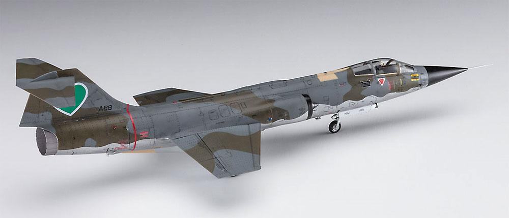 F-104 スターファイター G型 セイレーン バルナック (エリア88)プラモデル(ハセガワクリエイター ワークス シリーズNo.64774)商品画像_3