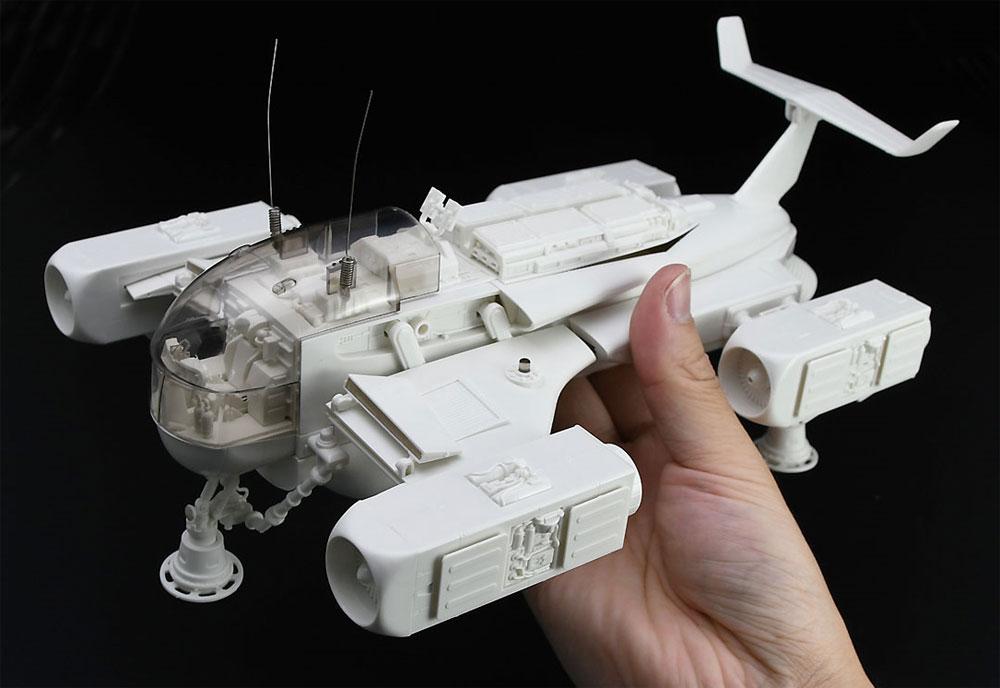 オペレーション Ωプラモデル(ハセガワスペースオペレーションシリーズNo.SP414)商品画像_2