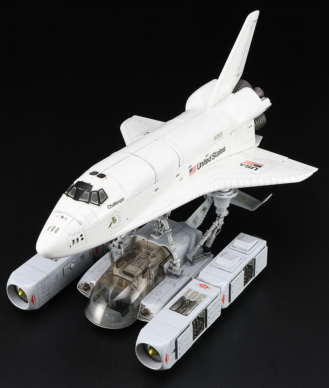 オペレーション Ωプラモデル(ハセガワスペースオペレーションシリーズNo.SP414)商品画像_3