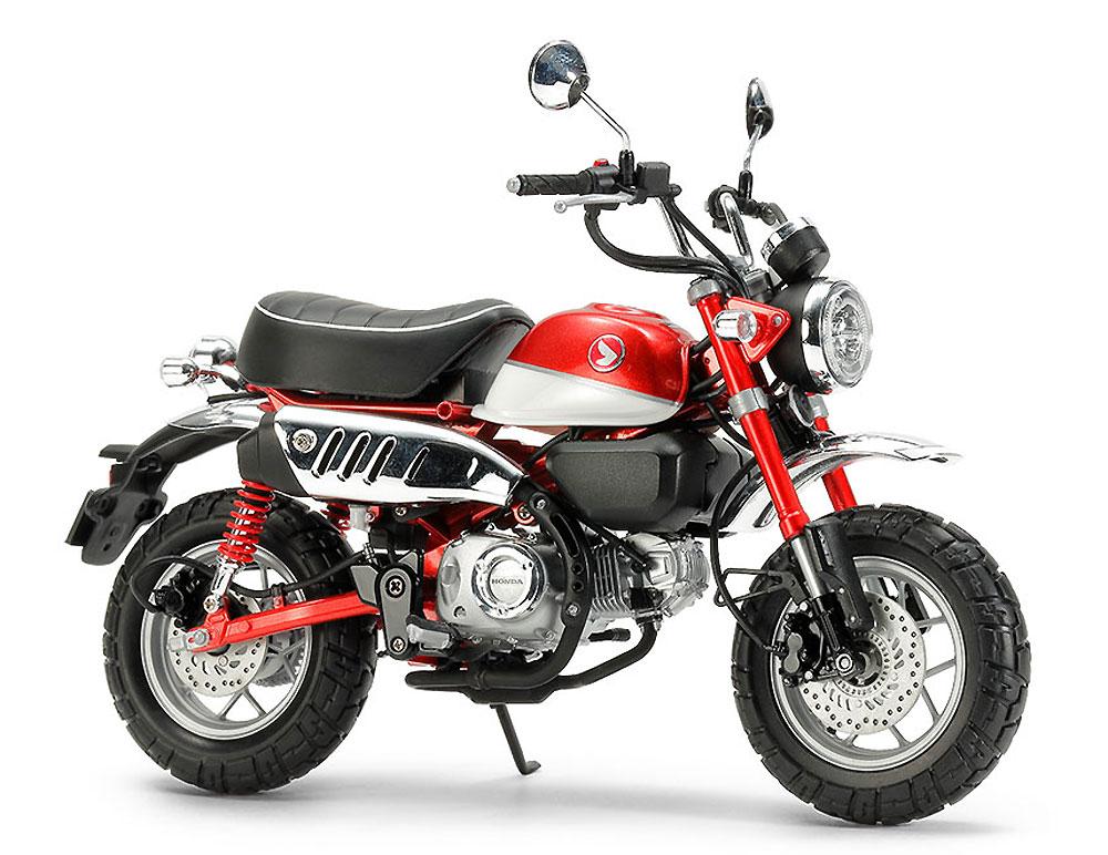 ホンダ モンキー125プラモデル(タミヤ1/12 オートバイシリーズNo.134)商品画像_2