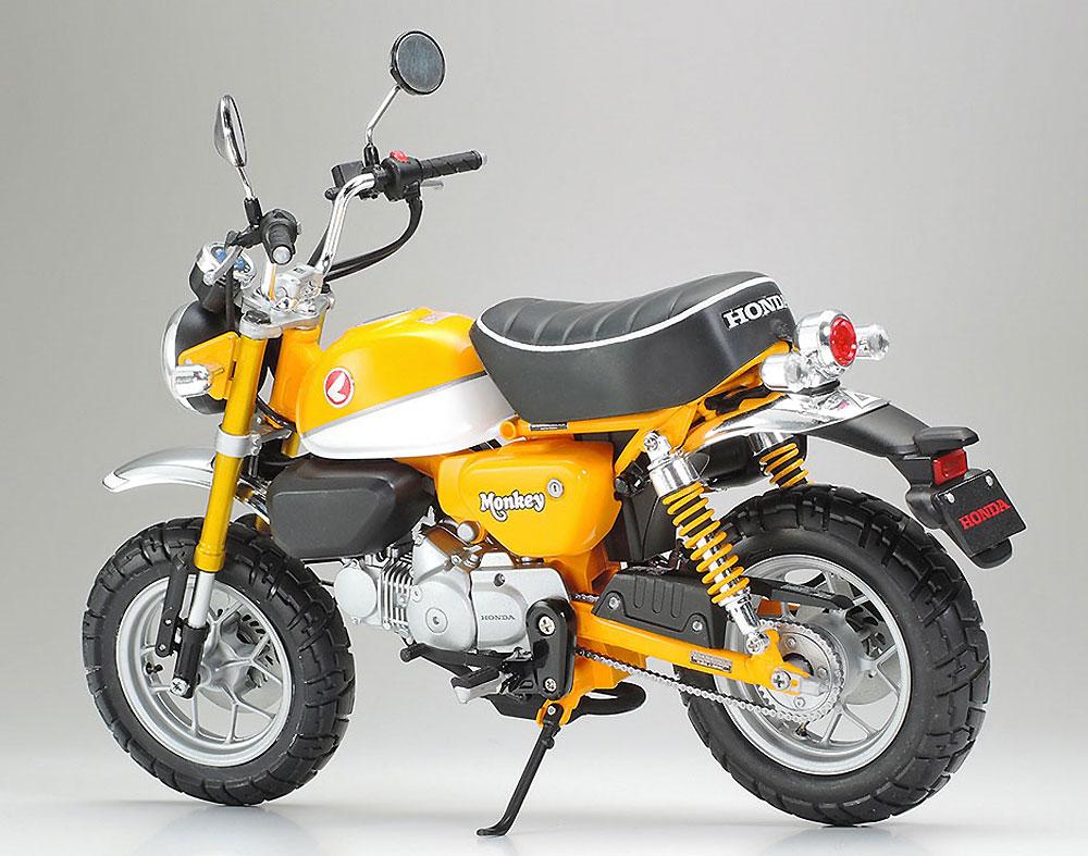 ホンダ モンキー125プラモデル(タミヤ1/12 オートバイシリーズNo.134)商品画像_3