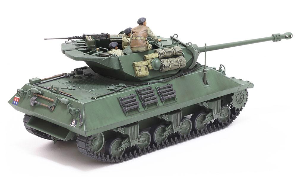 イギリス 駆逐戦車 M10 2C アキリーズプラモデル(タミヤ1/35 ミリタリーミニチュアシリーズNo.366)商品画像_3