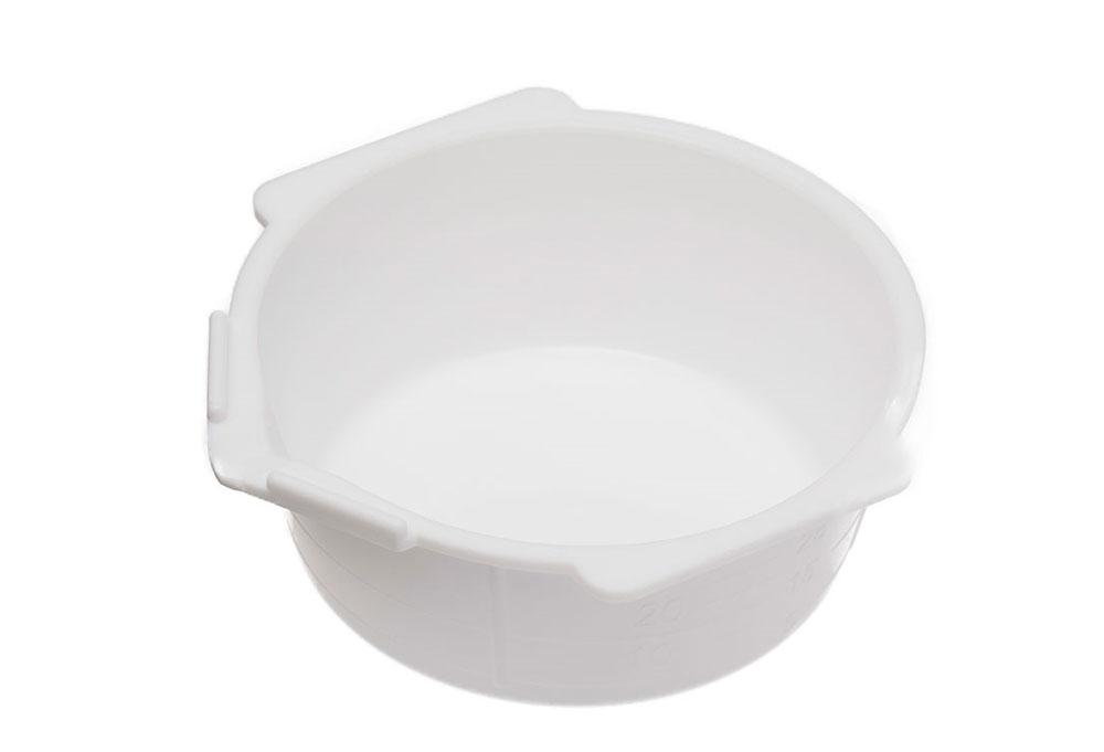 Mr.塗料カップ ホワイト 6個入りカップ(GSIクレオス塗装支援ツールNo.GT-115W)商品画像_2