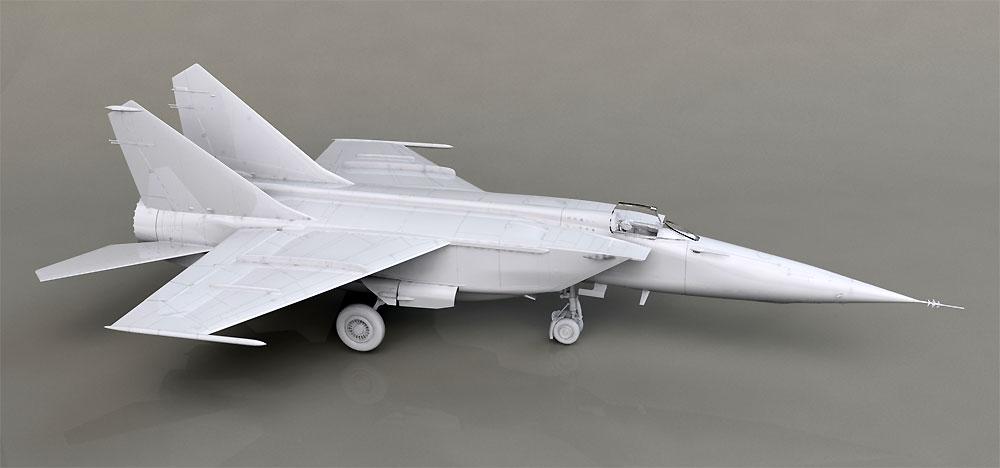 MiG-25 RBFプラモデル(ICM1/72 エアクラフト プラモデルNo.72174)商品画像_3