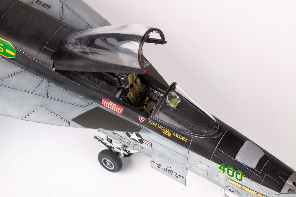 スーパーバグ F/A-18E スーパーホーネットプラモデル(エデュアルド1/48 リミテッドエディションNo.11129)商品画像_4