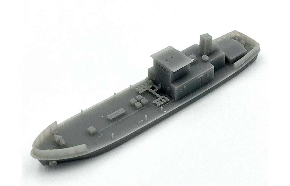 海上自衛隊 YW17号 310t型 水船レジン(モデリウム1/700 TFSシリーズNo.T19V700-004M)商品画像_2