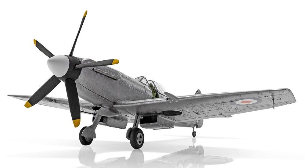 スーパーマリン スピットファイア FR Mk.14プラモデル(エアフィックス1/48 ミリタリーエアクラフトNo.A05135)商品画像_4