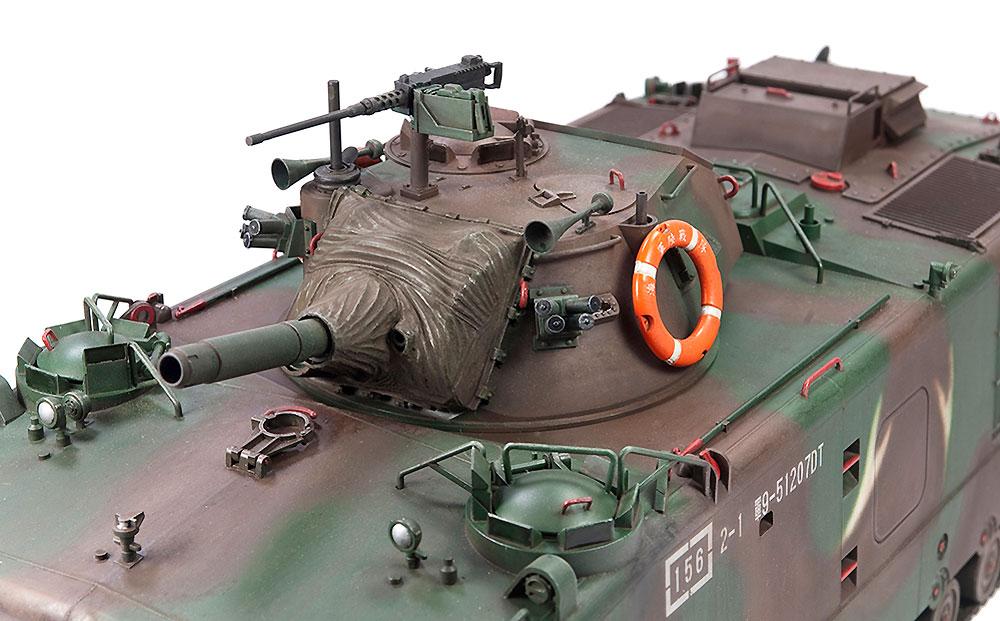 LVTH6A1 火力支援車プラモデル(AFV CLUB1/35 AFV シリーズNo.AF35141)商品画像_3