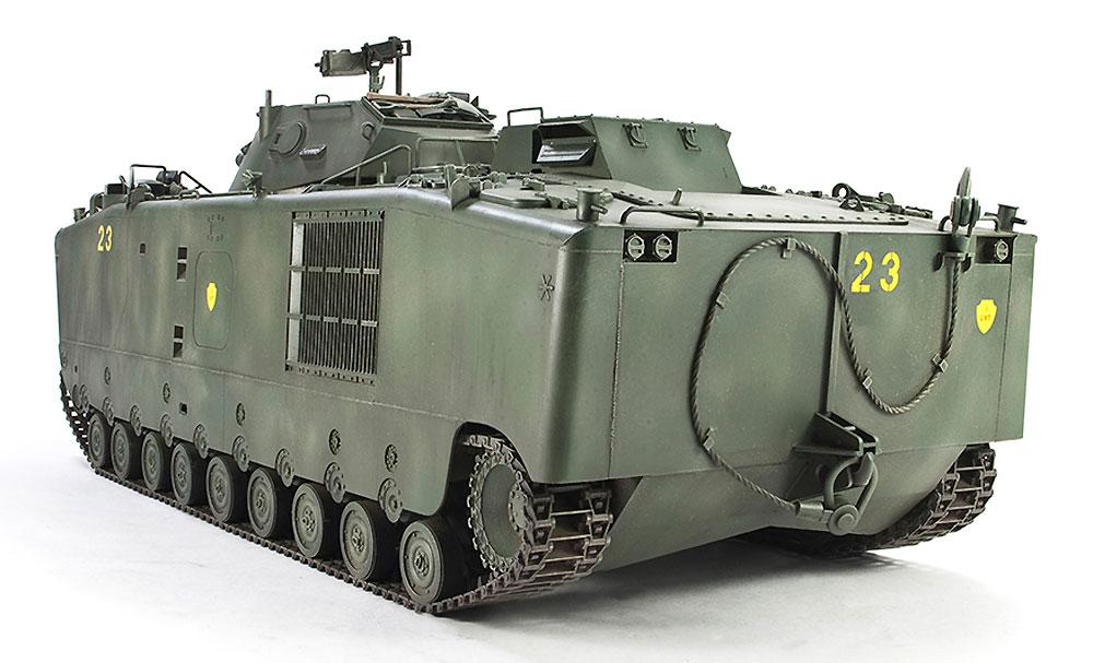 LVTH6A1 火力支援車プラモデル(AFV CLUB1/35 AFV シリーズNo.AF35141)商品画像_4