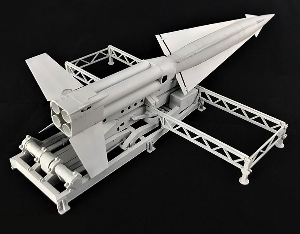 MIM-14 ナイキ ハーキュリーズ 地対空ミサイル インターナショナルVer.プラモデル(フリーダムモデル1/35 ミリタリーミニチュアワールドNo.15106)商品画像_3