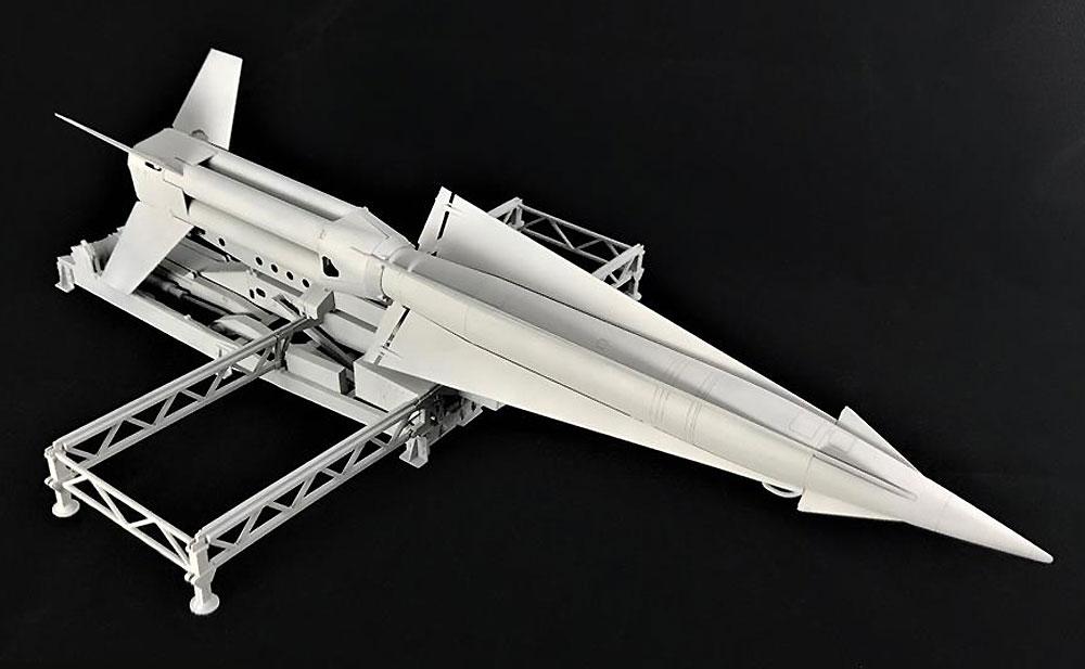 MIM-14 ナイキ ハーキュリーズ 地対空ミサイル インターナショナルVer.プラモデル(フリーダムモデル1/35 ミリタリーミニチュアワールドNo.15106)商品画像_4