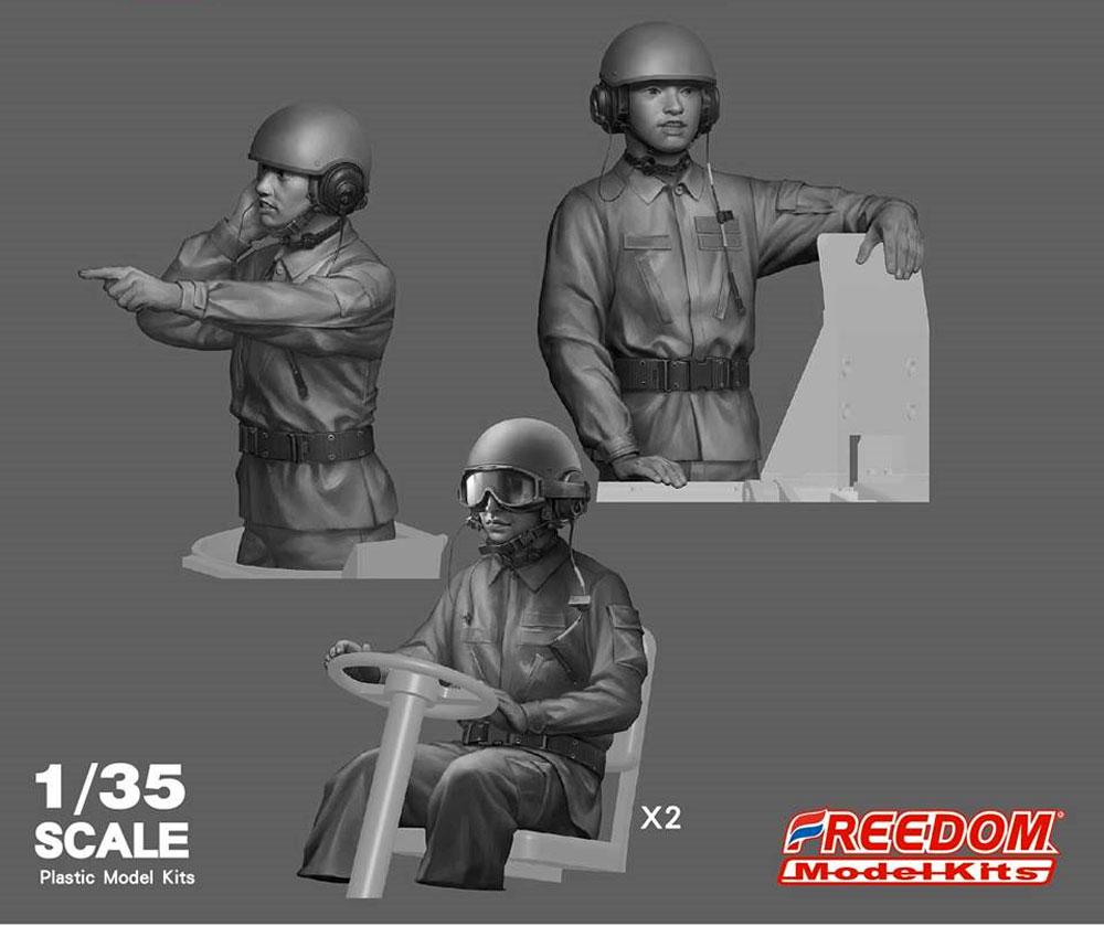 ROCA 装甲車両 クループラモデル(フリーダムモデル1/35 ミリタリーミニチュアワールドNo.135001)商品画像_2