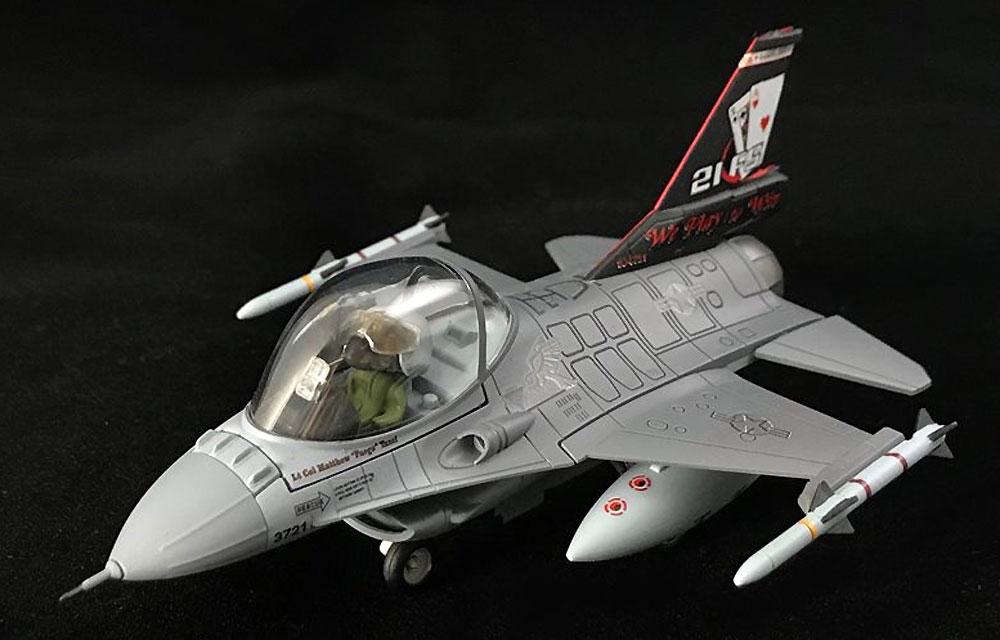 ROCAF F-16A & F-16B ブロック20プラモデル(フリーダムモデルコンパクトシリーズNo.162709)商品画像_4
