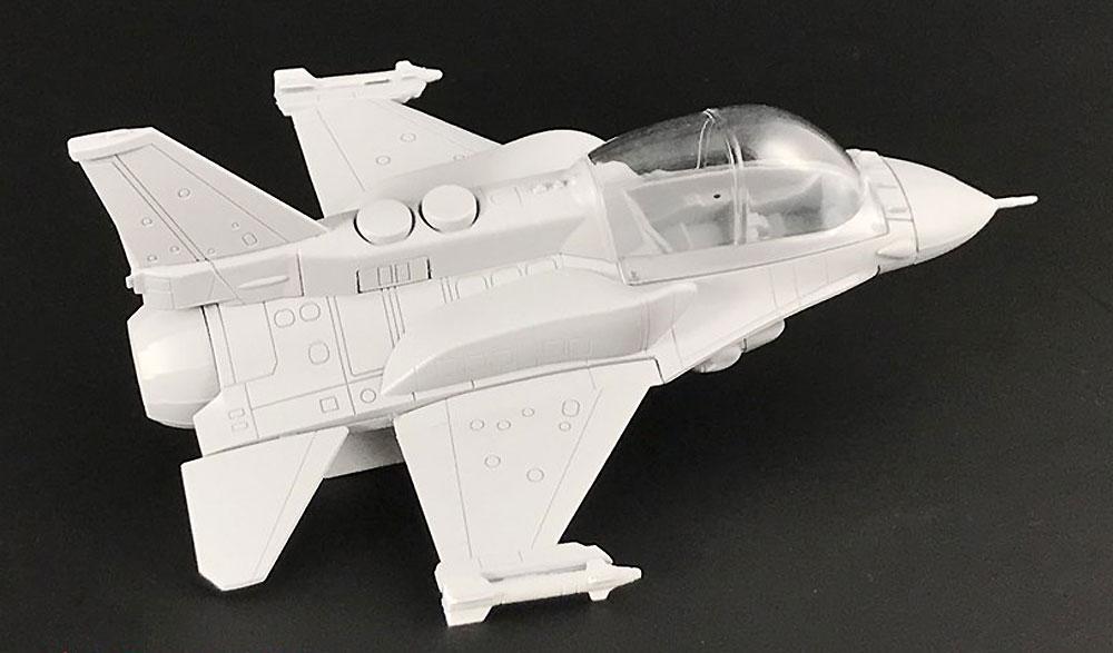 IAF F-16C バラク & F-16I スーファプラモデル(フリーダムモデルコンパクトシリーズNo.162711)商品画像_3
