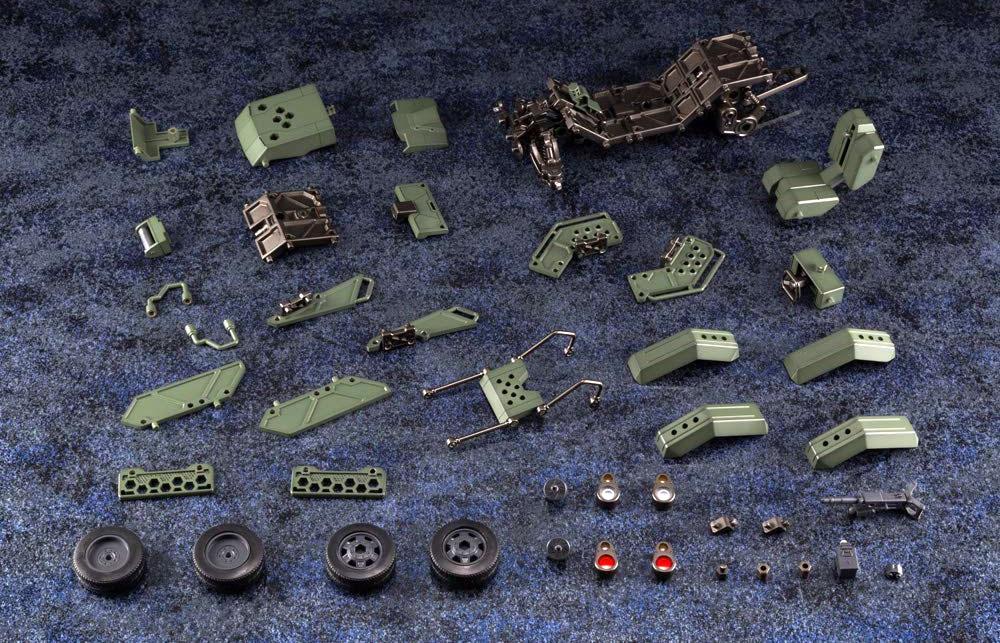 ヘキサギア ブースターパック 003 フォレストバギープラモデル(コトブキヤヘキサギアNo.HG037)商品画像_1