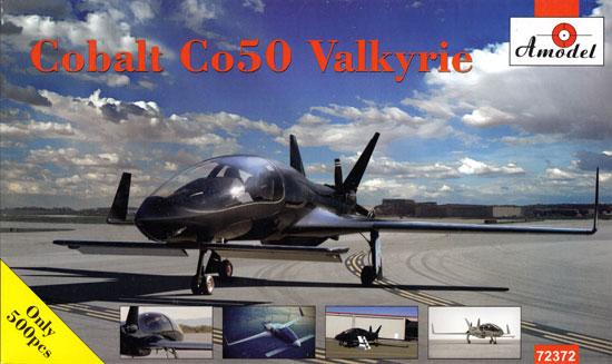 コバルト Co50 ヴァルキリープラモデル(Aモデル1/72 ミリタリー プラスチックモデルキットNo.72372)商品画像