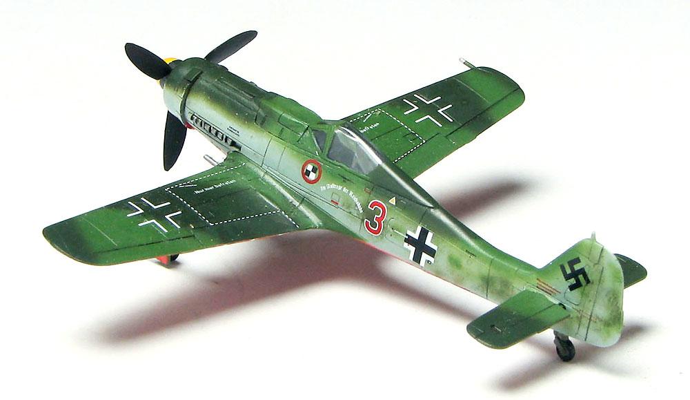フォッケウルフ Fw190D-9 第44戦闘団プラモデル(プラッツ1/144 プラスチックモデルキットNo.PDR-004)商品画像_3