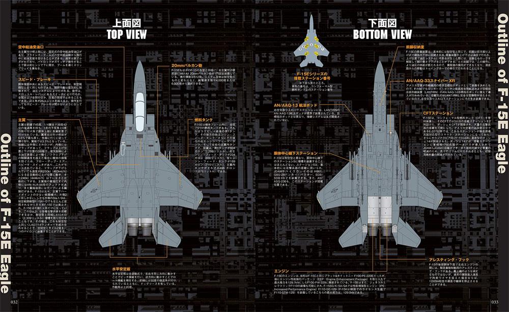 F-15 イーグル 増補改訂版ムック(イカロス出版世界の名機シリーズNo.61855-93)商品画像_2