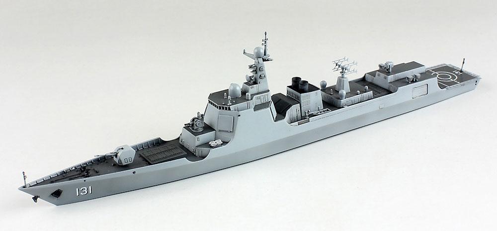 中国海軍 052D/D+ ミサイル駆逐艦プラモデル(ドリームモデル1/700 艦船モデルNo.DM70007)商品画像_3