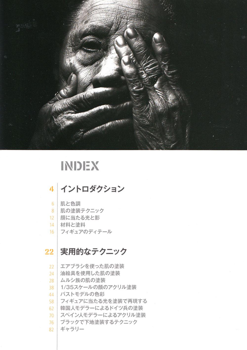 フレッシュ & スキン フィギュア塗装テクニックガイド本(モデルアートAKラーニングシリーズNo.006)商品画像_1