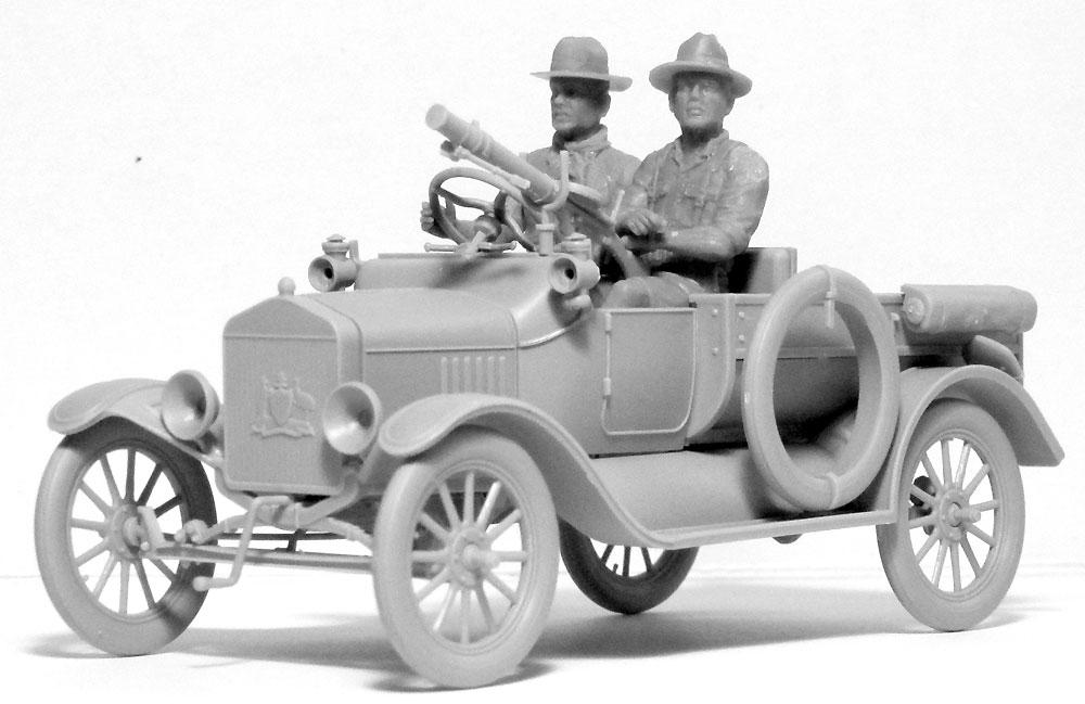 アンザック ドライバー 1917-1918プラモデル(ICM1/35 ミリタリービークル・フィギュアNo.35707)商品画像_2