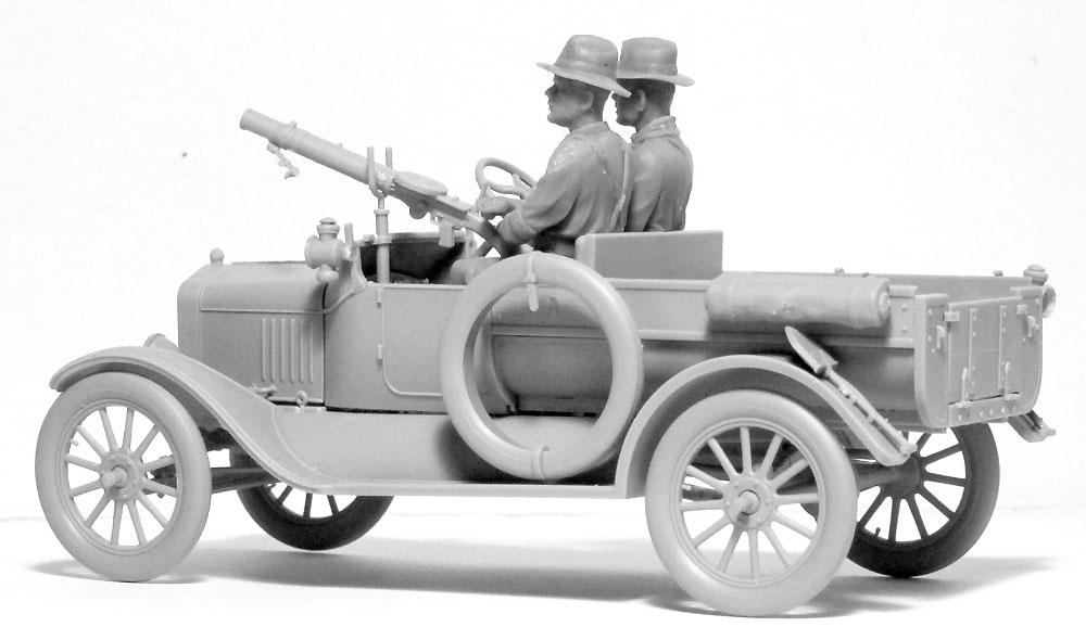 アンザック ドライバー 1917-1918プラモデル(ICM1/35 ミリタリービークル・フィギュアNo.35707)商品画像_4