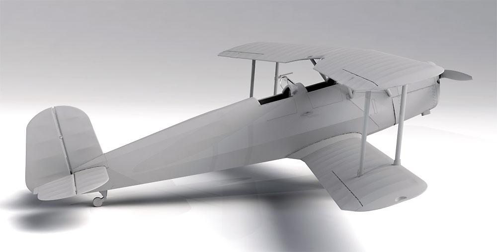 ビュッカー Bu131A ドイツ練習機プラモデル(ICM1/32 エアクラフトNo.32033)商品画像_3