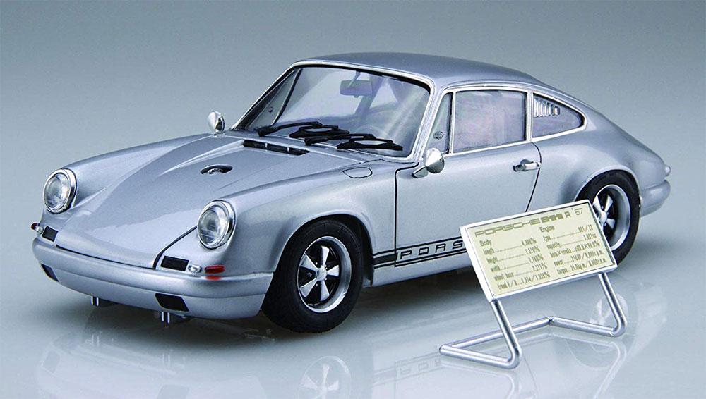 ポルシェ 911R クーペ '67プラモデル(フジミ1/24 リアルスポーツカー シリーズNo.121)商品画像_2