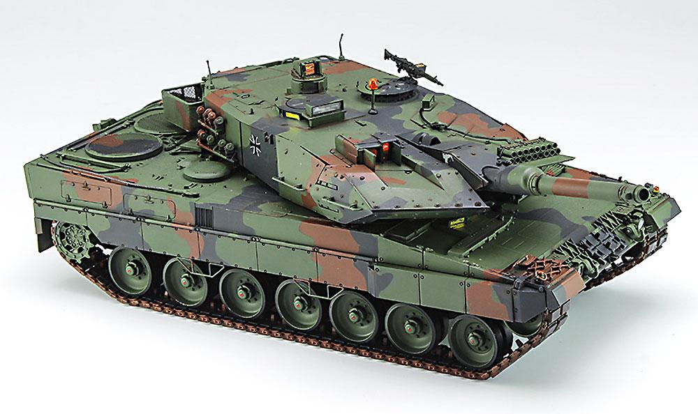 レオパルド 2 A5/A6プラモデル(ボーダーモデル1/35 ミリタリーNo.BT002)商品画像_2