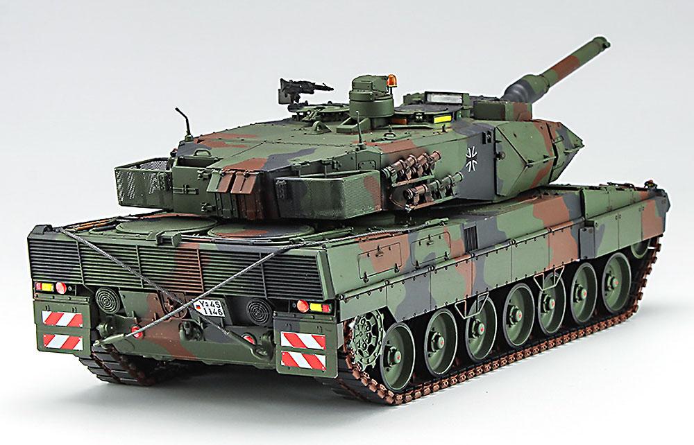 レオパルド 2 A5/A6プラモデル(ボーダーモデル1/35 ミリタリーNo.BT002)商品画像_3