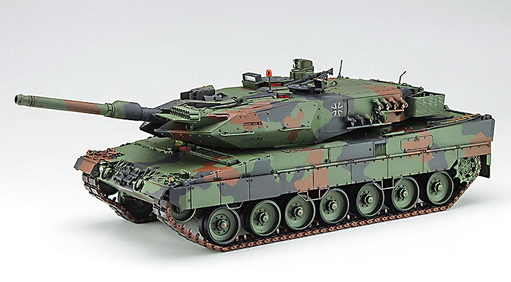 レオパルド 2 A5/A6プラモデル(ボーダーモデル1/35 ミリタリーNo.BT002)商品画像_4