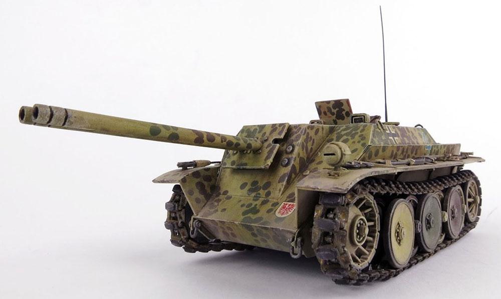 ダス ヴェルク ドイツ 軽戦車駆逐車 ルットシャー 1/35 ミリタリー ...