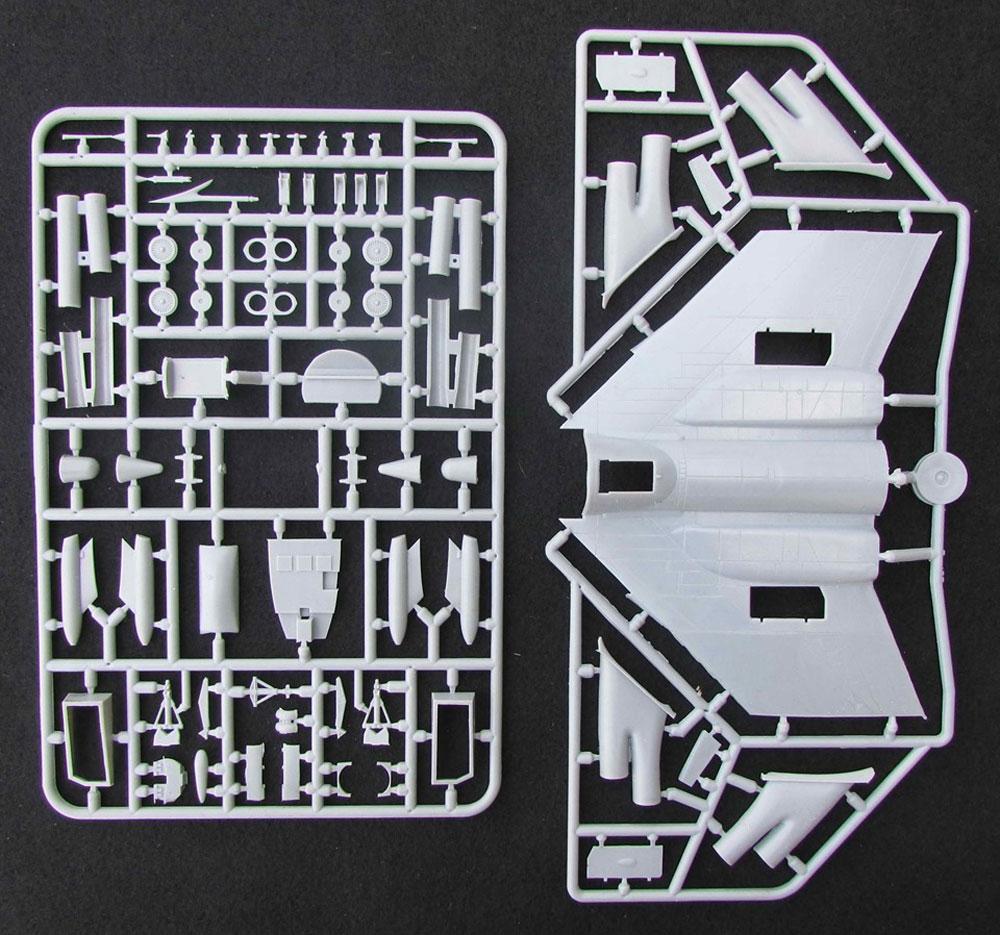 ハンドレページ ヴィクター B.1プラモデル(ミクロミル1/144 エアクラフトNo.144-027)商品画像_2