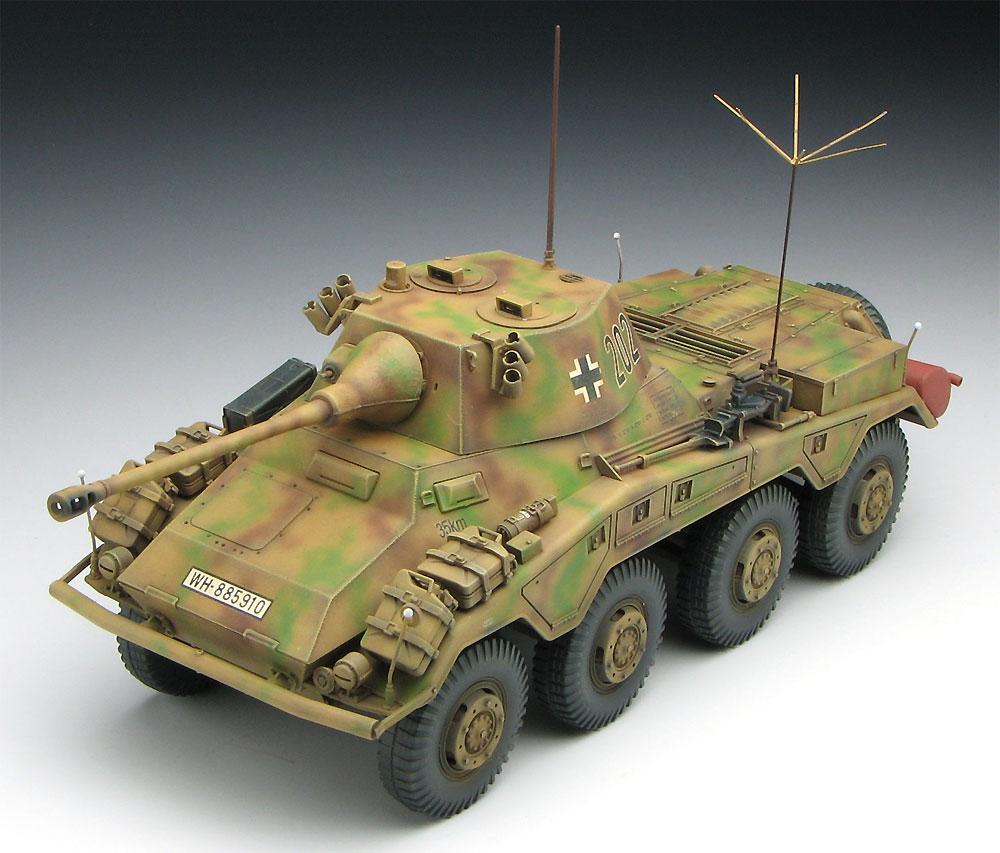ドイツ Sd.Kfz.234/2 プーマ プレミアムエディションプラモデル(ドラゴン1/35 '39-'45 SeriesNo.6943)商品画像_2