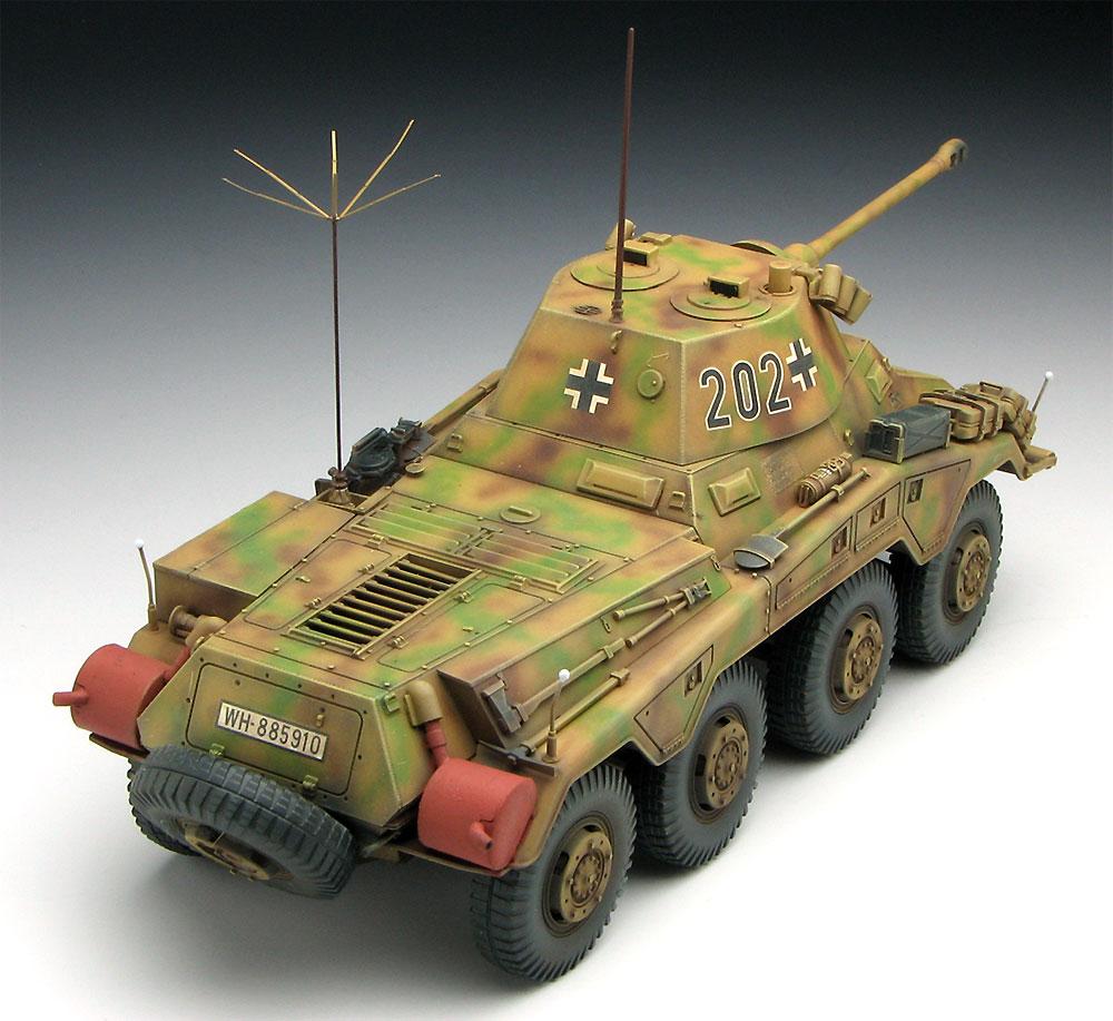 ドイツ Sd.Kfz.234/2 プーマ プレミアムエディションプラモデル(ドラゴン1/35 '39-'45 SeriesNo.6943)商品画像_3
