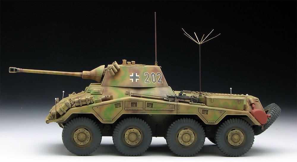 ドイツ Sd.Kfz.234/2 プーマ プレミアムエディションプラモデル(ドラゴン1/35 '39-'45 SeriesNo.6943)商品画像_4