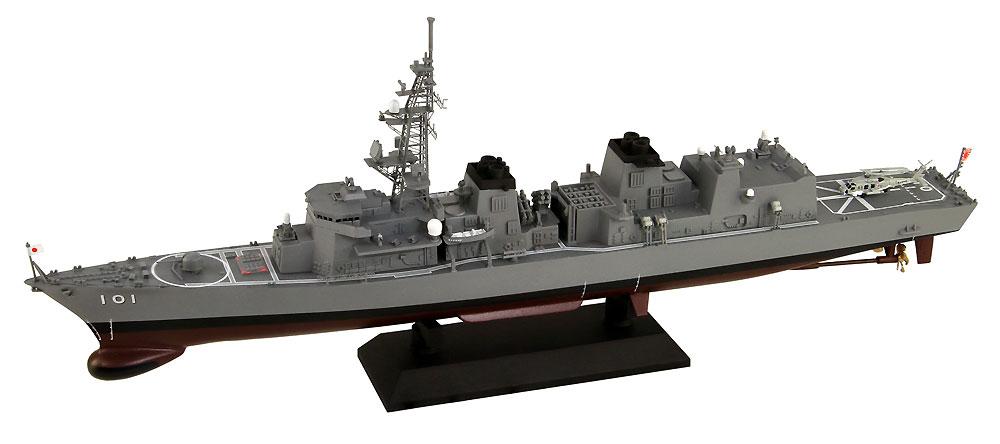海上自衛隊 護衛艦 DD-101 むらさめ 新装備/エッチングパーツ付きプラモデル(ピットロード1/700 スカイウェーブ J シリーズNo.J061SP)商品画像_3